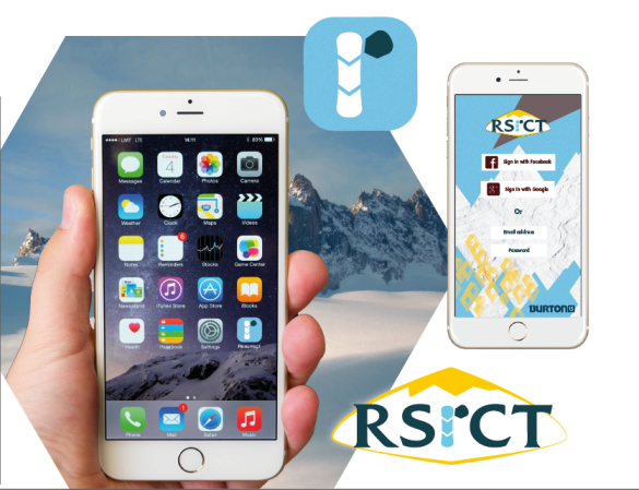 "The Rsrct app allows you to check in with eco friendly partners and earning ""snowflakes"", you get to unlock tips and tricks videos from the Burton Pro Team. You can also share your own videos with a community that not only shares your hobby but also your values."